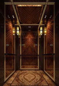 酒店轿厢贝博竞彩app BD-JD-A16