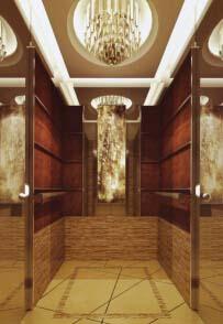 酒店轿厢贝博竞彩app BD-JD-A18